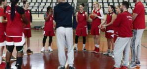 Μπάσκετ Γυναικών