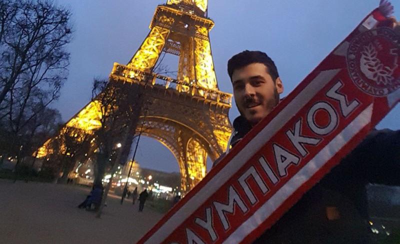 Ολυμπιακός και στη Γαλλία (pic)