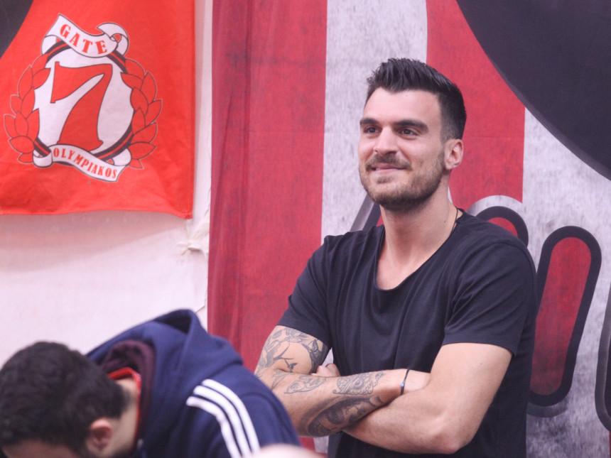 Κοκκινάκης: «Επιστρέφω στην ομάδα την οποία γεννήθηκα, έτοιμος να βοηθήσω»