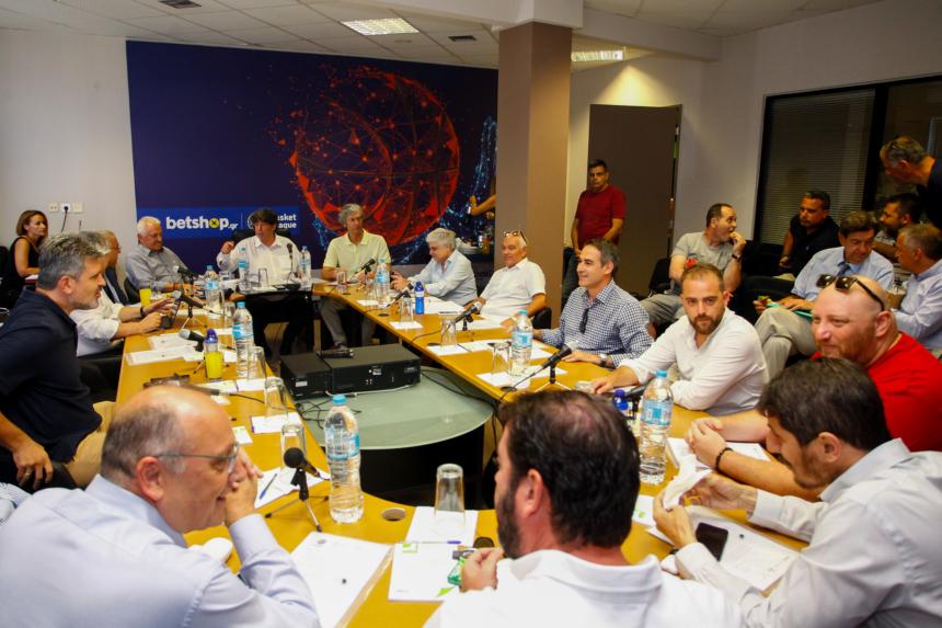 ΕΣΑΚΕ: «Αν χρειαστεί, θα ξανασυνεδριάσουμε για τον Ολυμπιακό»