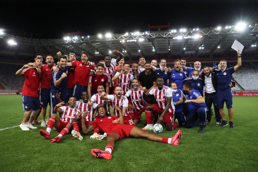 ΠΑΕ Ολυμπιακός : «Αυτή η ομάδα, αυτή η οικογένεια» (pic)