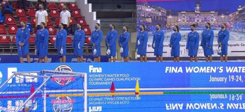 Φινάλε με εντυπωσιακή νίκη στον μικρό τελικό επί της Ιταλίας (10-4) η Εθνική