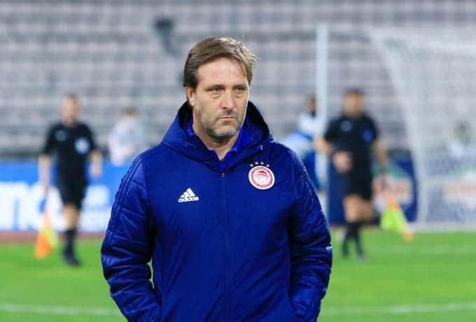 Μαρτίνς: «Μπροστά μας υπάρχει ένας μεγάλος στόχος, το Κύπελλο»