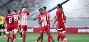 Θρύλος Ολυμπιακός ΑΕΚ 1-0 Γ. Καραισκάκης