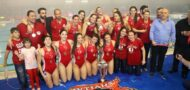 Σαν σήμερα: Πρωταθλήτρια Ευρώπης στο πόλο γυναικών ο Θρύλος! (Vid)