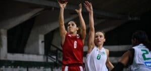 Μπάσκετ Γυναικών Ολυμπιακός