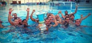 Ολυμπιακός Πόλο Ανδρών Κύπελλο