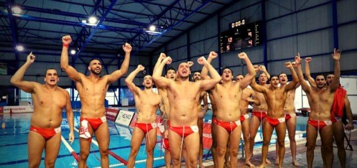 Ολυμπιακός Πόλο Ανδρών