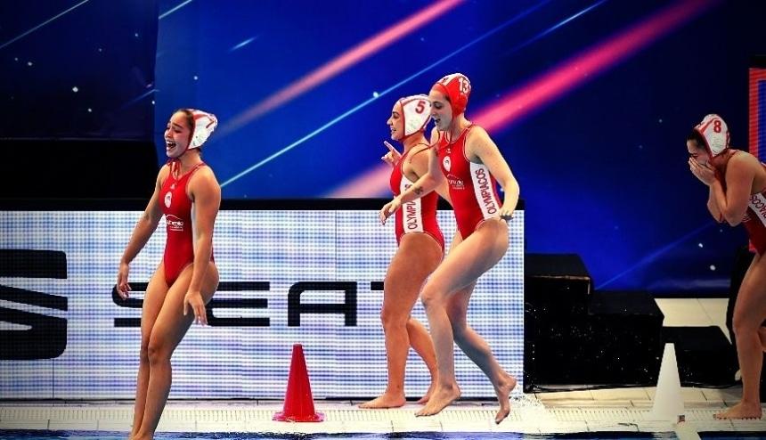 ΠΑΕ Ολυμπιακός: «Συγχαρητήρια στη Γυναικεία ομάδα Πόλο!» (pic)