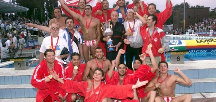 Ευρωπαϊκό Ολυμπιακός 2002