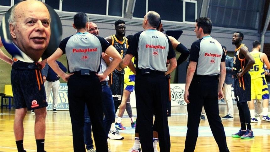 Σας… φτύνει το μπάσκετ και η ΕΟΚ κοιτάζει τις εκλογές να γίνουν στη Λεωφόρο!