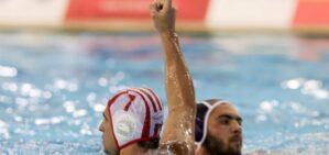 Ολυμπιακός Πόλο Ανδρών Δερβίσης