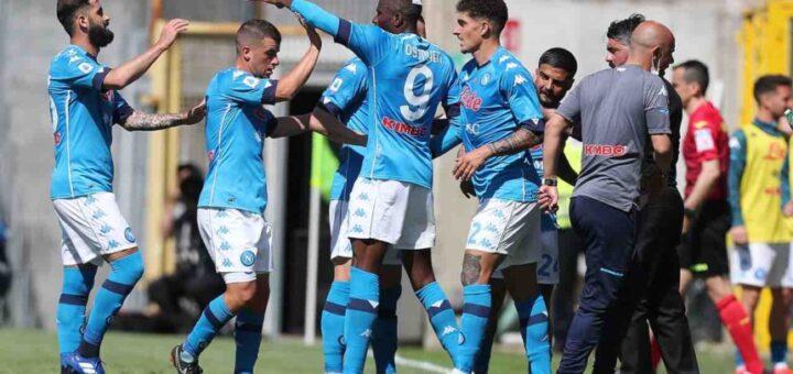 Στοίχημα Napoli Udinese
