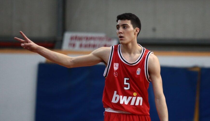 Ολυμπιακός Β' - Καβάλα Νικολαΐδης