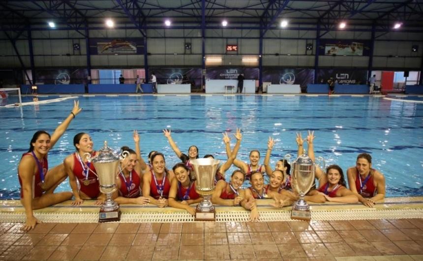 Ολυμπιακός | Πόλο Γυναικών: Ο κορμός έμεινε, θα δούμε κάτι δυνατό!
