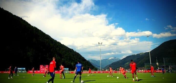 Ολυμπιακός Προετοιμασία Αυστρία
