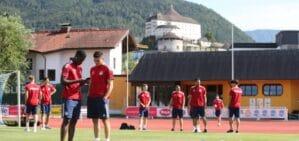Ολυμπιακός Αυστρία