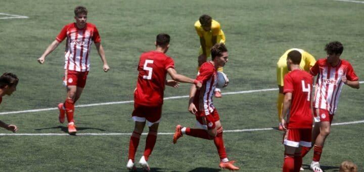 Κ19 Ολυμπιακός ποδόσφαιρο