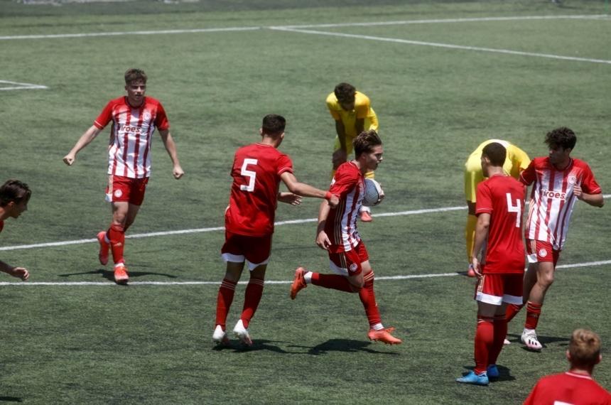 Άρης Κ19 – Ολυμπιακός Κ19 1-1: Ισοπαλία στη Θεσσαλονίκη! (pics)