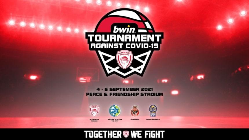 Ολυμπιακός   Μπάσκετ: Έρχεται το «bwin Tournament against Covid-19»!