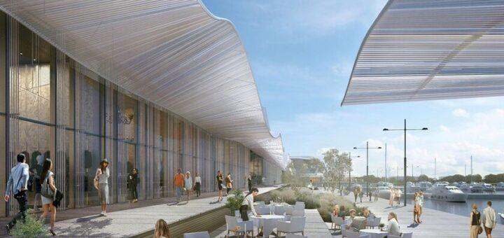 Ελληνικό ανάπλαση Marina Galleria