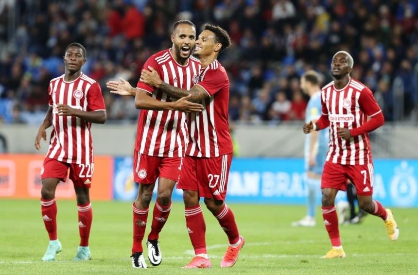 Με συστημένη σέντρα Βαλμπουενά, το 0-1 ο Ελ Αραμπί! (vid)
