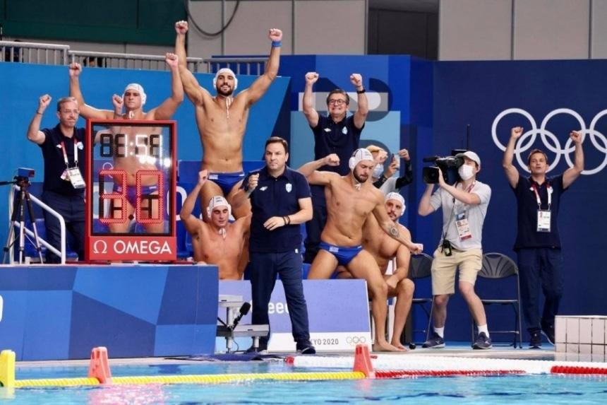Ερασιτέχνης Ολυμπιακός για Εθνική Ελλάδος: «Δοξάσατε την Ελλάδα, είμαστε υπερήφανοι!» (pic)