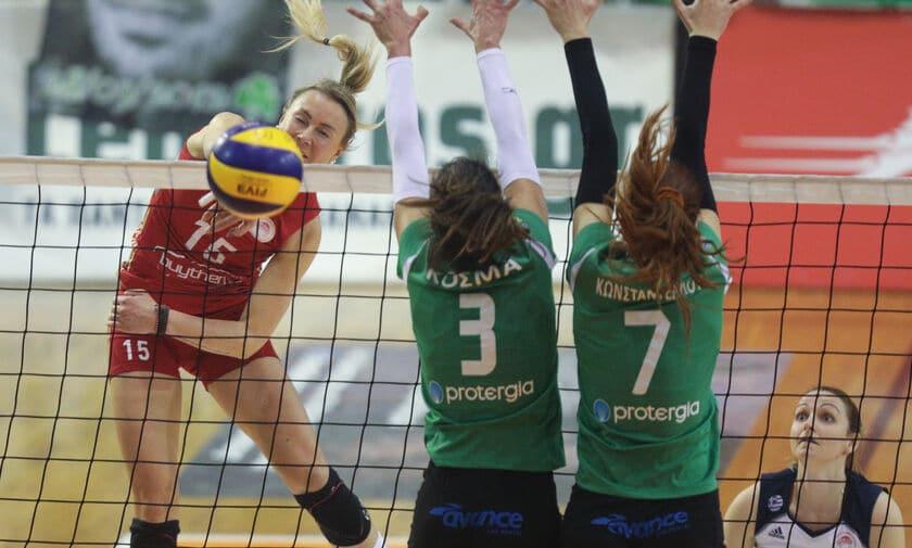 Το πρόγραμμα της Volley League γυναικών αναλυτικά!