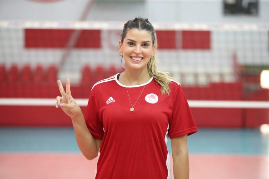 Ολυμπιακός: Ενσωματώθηκε στην προετοιμασία η Μαριάνα Αντράντε Κόστα!