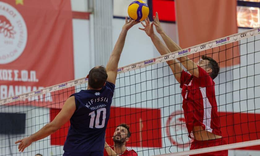 Ολυμπιακός – Κηφισιά 2-2: Ισοπαλία στο πρώτο του φιλικό