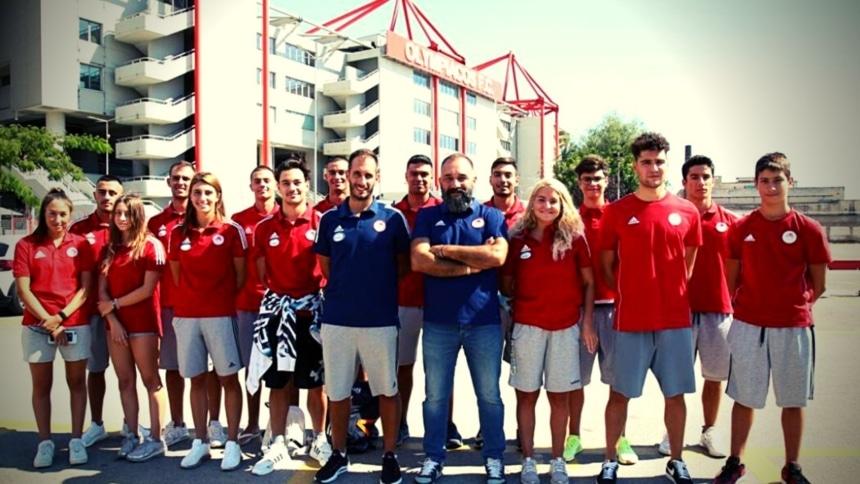 Με 19 αθλητές στο Πανελλήνιο Πρωτάθλημα Ανοιχτής Θάλασσας!