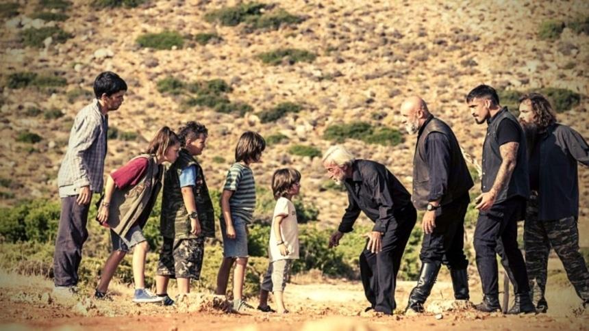 «Κομάντα και Δράκοι» – Πρεμιέρα την Τετάρτη 22 Σεπτεμβρίου για τη νέα σειρά του Παπαδουλάκη στο MEGA
