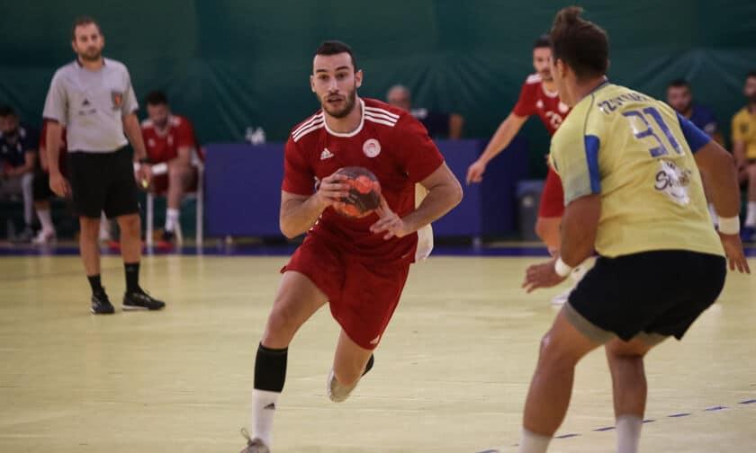Ολυμπιακός – Άρης Νίκαιας: Νίκησε 44-21 και… 4/4 για τους Πειραιώτες!