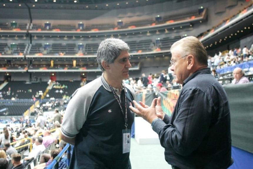 Γιαννάκης για Ίβκοβιτς – «Τεράστια απώλεια για το παγκόσμιο μπάσκετ»