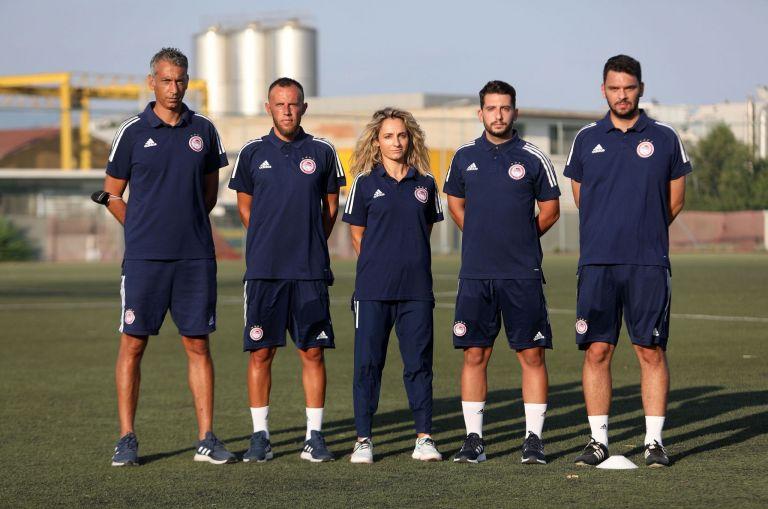 Ολυμπιακός: Ο Μπενετάτος νέος προπονητής στην Κ16!