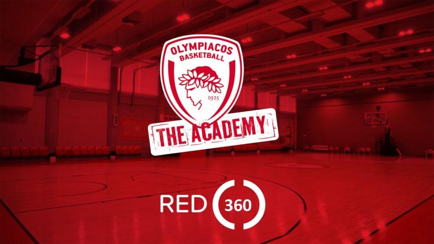 Ολυμπιακός | Ακαδημία Μπάσκετ: Πρωτοπορεί με το πρόγραμμα RED 360! (vid, pics)