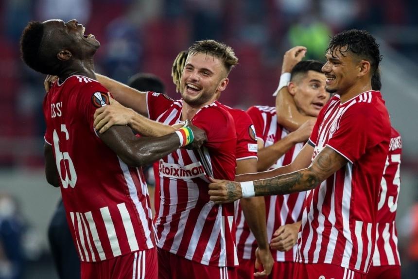 Ολυμπιακός – Αντβέρπ: Τα Highlights της «ερυθρόλευκης» νίκης στην πρεμιέρα! (vid)