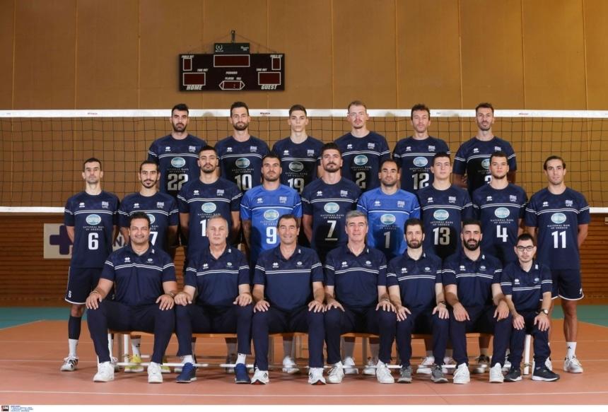 Ευρωπαϊκό πρωτάθλημα ανδρών: Η Εθνική μετράει αντίστροφα για την πρεμιέρα με την Ουκρανία!