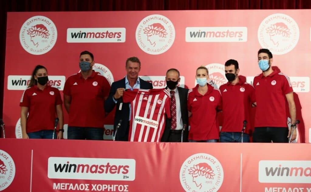 Η Media Day Ολυμπιακού και Winmasters