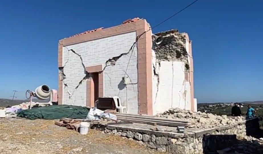 Σεισμός στην Κρήτη – Ένας νεκρός μετά τα 5,8 Ρίχτερ