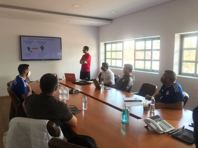 Ολυμπιακός | Ακαδημία: Ανάπτυξη της ανάλυσης! (photo)