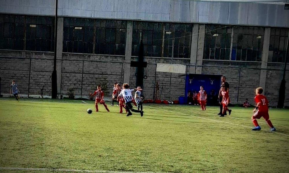Ολυμπιακός: Νίκη (5-3) απέναντι στον Παναθηναικό για το Attica Cup (pic)