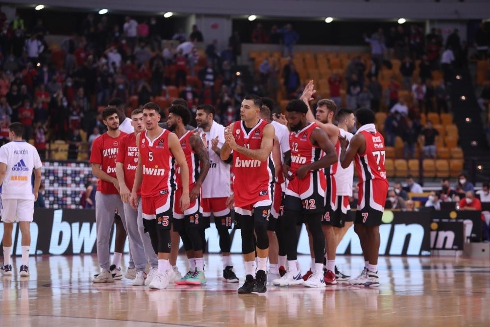 Το #mexritelous δικαιώνει τον Ολυμπιακό!