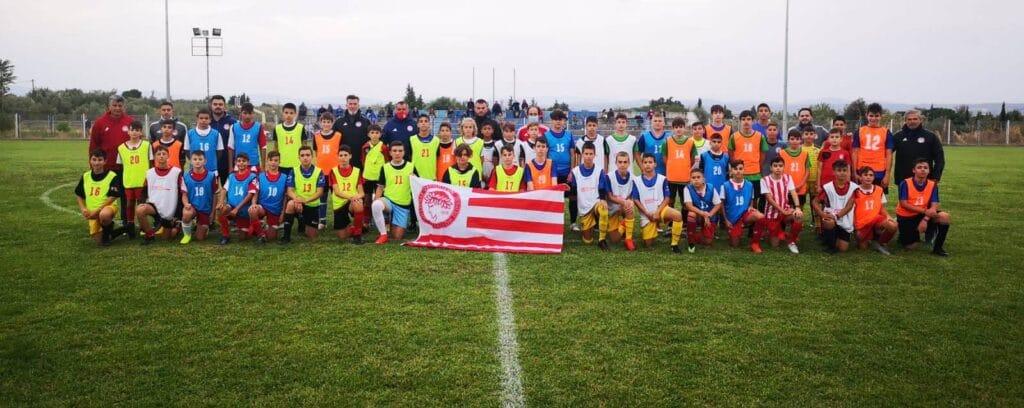 Ολυμπιακός: Elite Scouting Camps σε Ίλιον και Χαλκίδα!